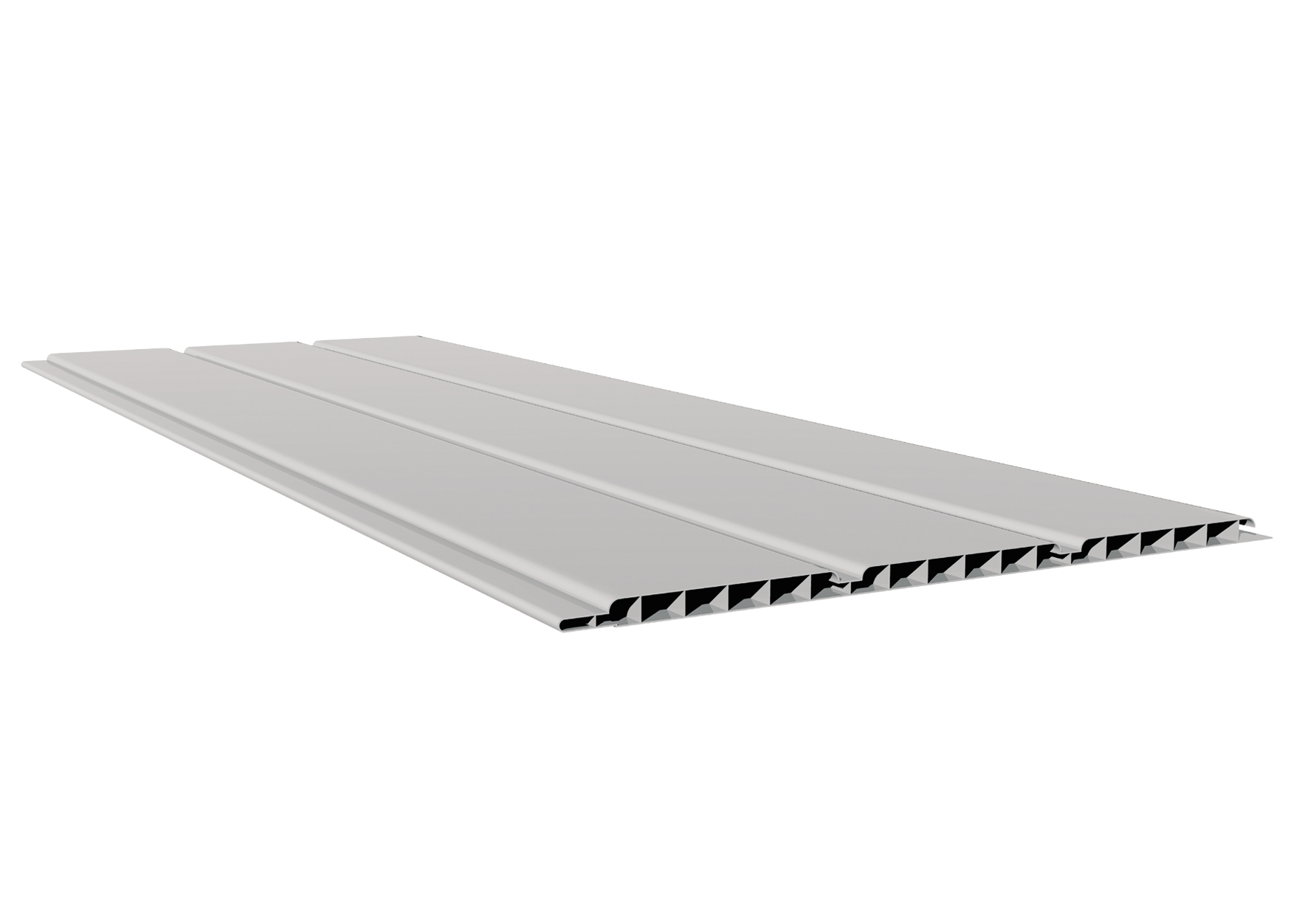 Lambris Blanc Castorama 10mm Rigid Hollow Soffit Board - Chelmsford Plastic Warehouse