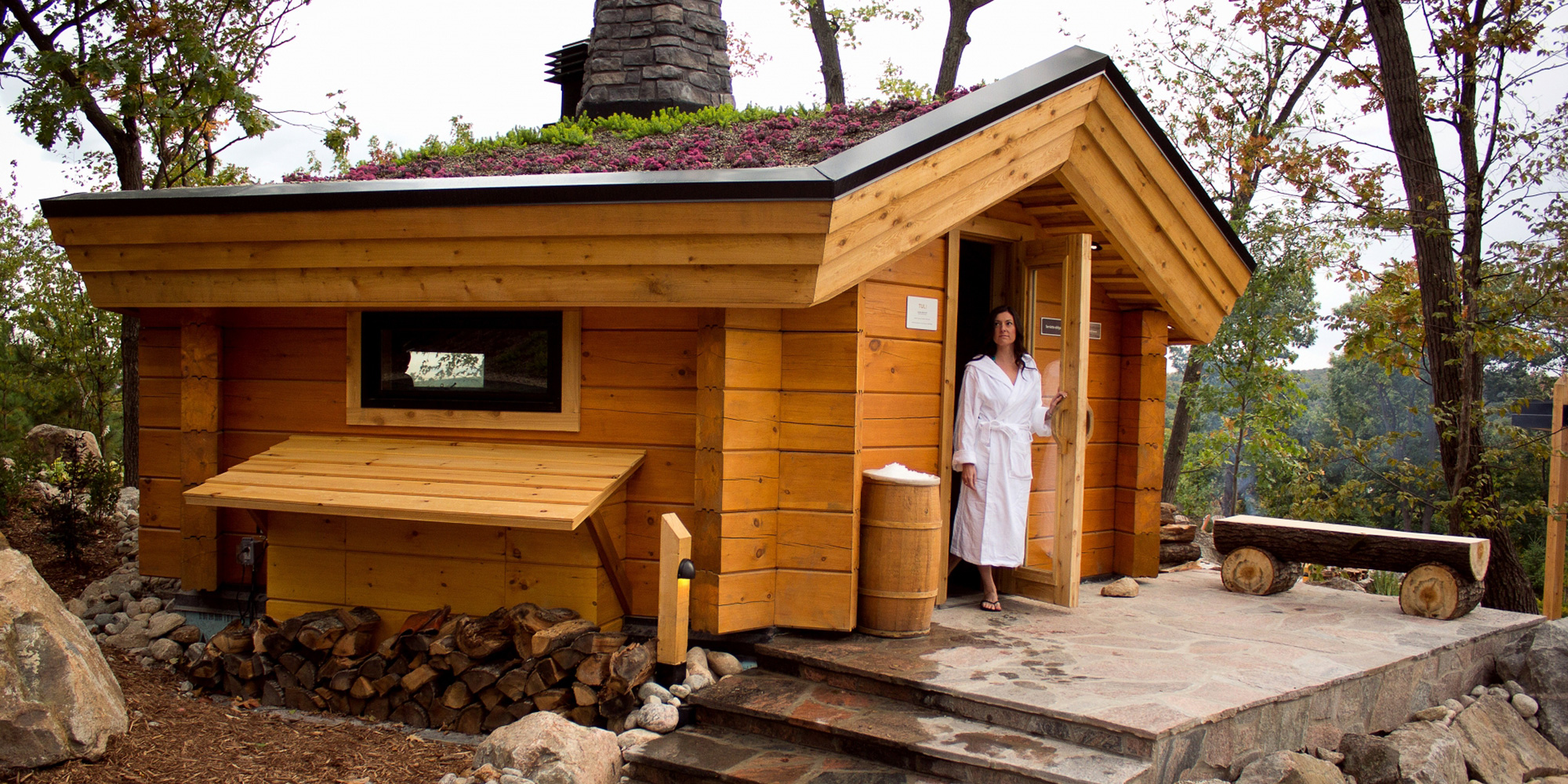 Our Saunas Dry And Wet Spa Installation Nordik Spa