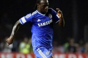 Moses não deve permanecer no Chelsea nessa temporada
