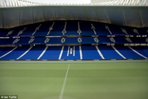 O novo Stamford Bridge deve começar a sair do papel ano que vem