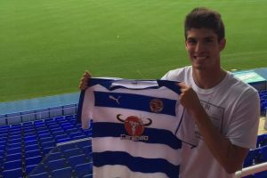 Piazon defenderá o Reading por uma temporada (Foto: Reading FC)