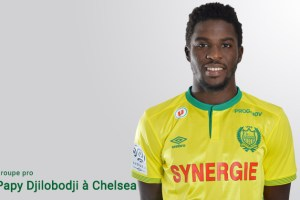 Destaque do Nantes, Djilobodji é o novo jogador do Chelsea (Foto:  FC Nantes)