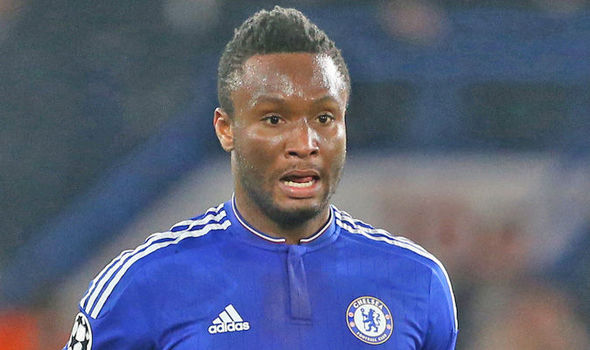 Mikel só fica no Chelsea com sua condição: jogando (Foto: Getty Images/Reprodução)