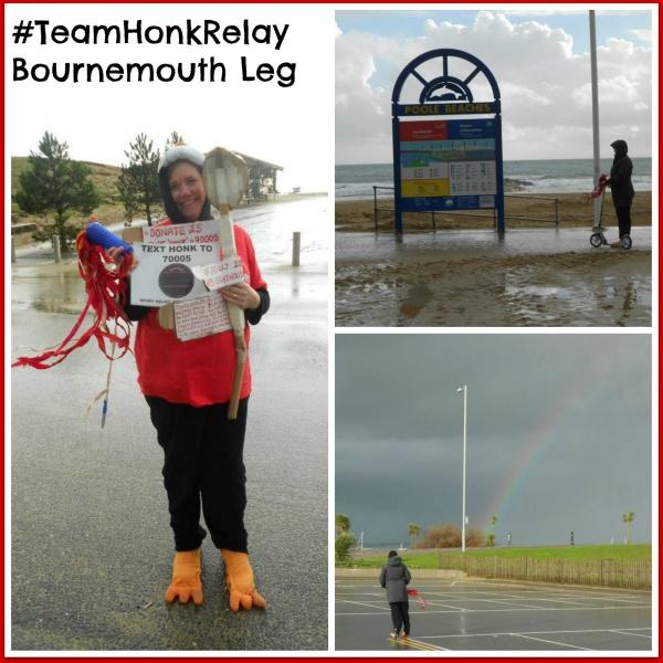 #TeamHonkRelay