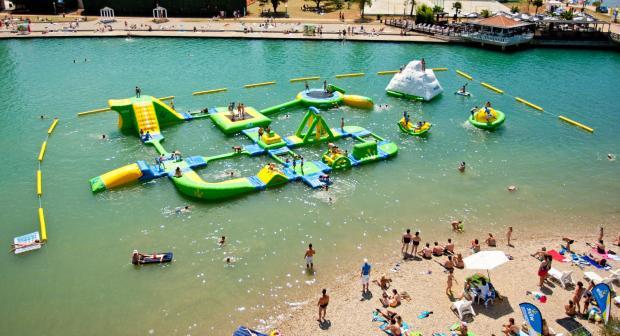 New Forest Aqua Park