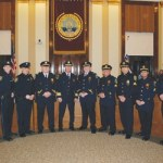 Chelsea Police Holds Ceremony for Department Promotions and Newly Appointed Officers