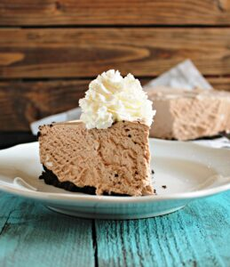 Hot Cocoa Cheesecake