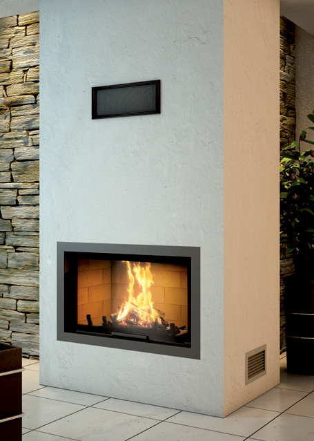 Cadre Photo Moderne Design Fireplaces And Frames : Cadre Design Largeur - Cheminées Axis