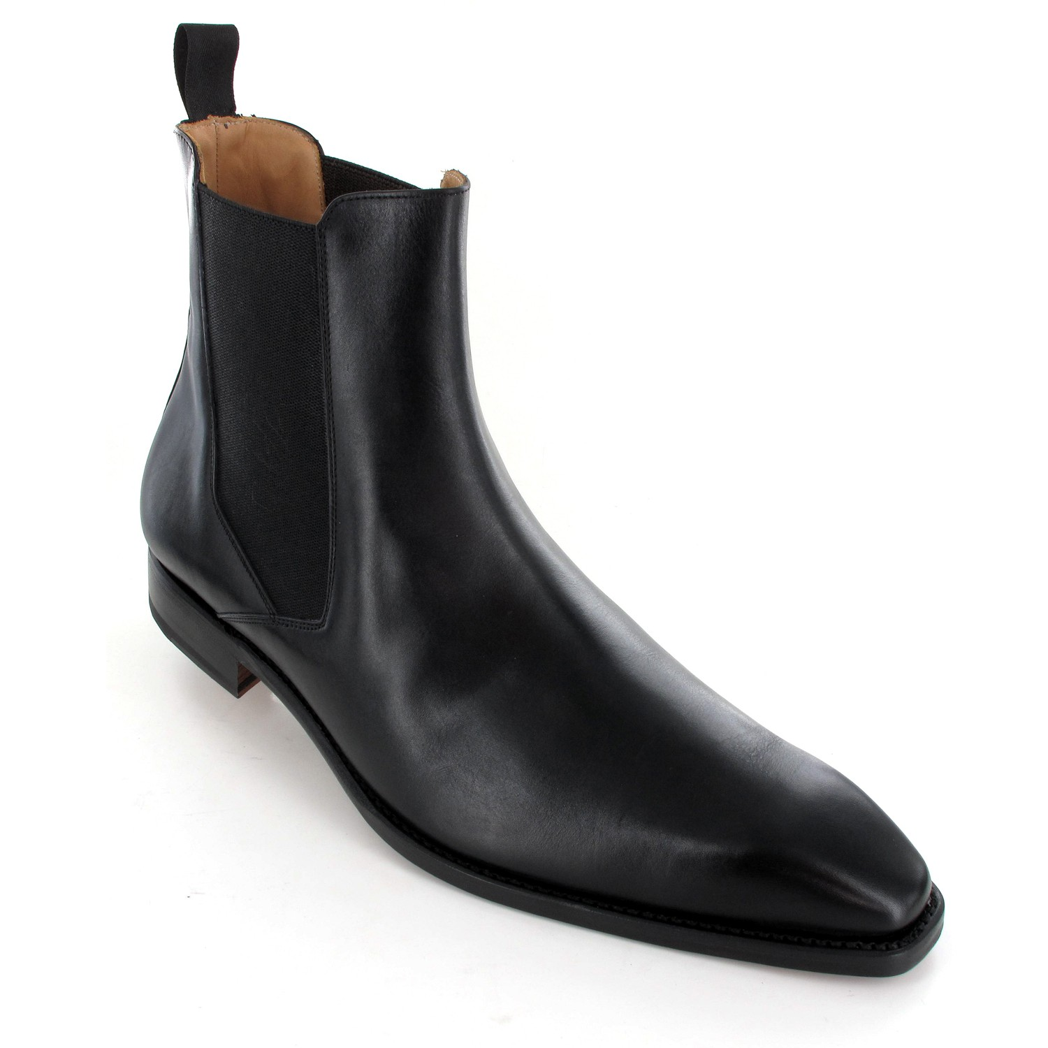 Chzussure Bottines Boots Chelsea Homme Chaussures Ville De Luxe