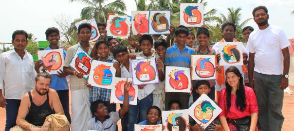 Saradha Sakthi Peetam orphanage