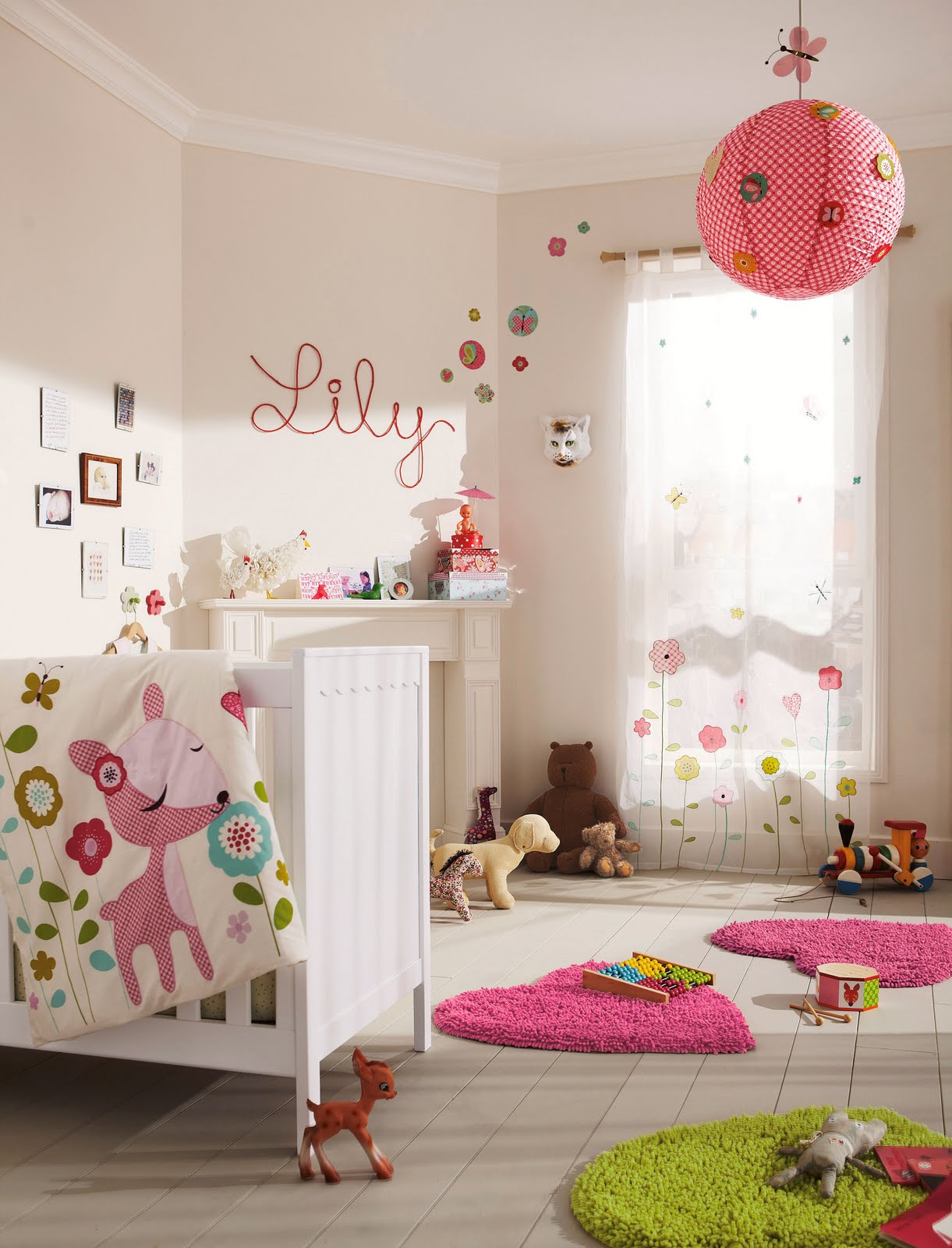 Chambre Fille Minnie Inspiration Deco Kids Room 1 Chérie Sheriff Blog
