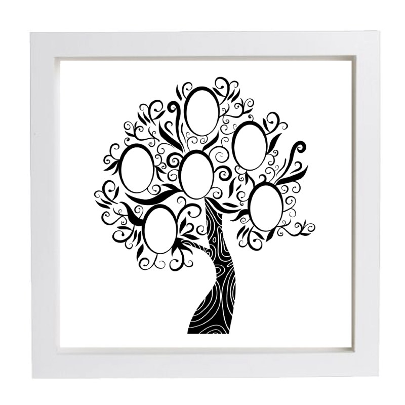 Large Of Family Tree Picture Frame