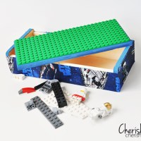 Travel Lego Box