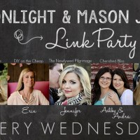 Moonlight & Mason Jars Link Party | 69