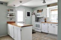 Industrial Farmhouse Kitchen - Cherished Bliss