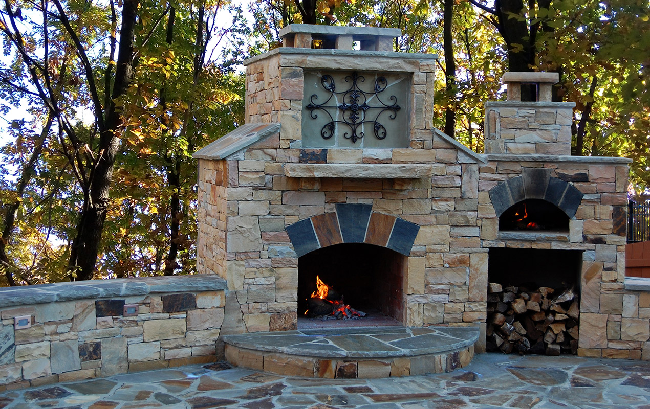 Fire Stones For Fireplace Atlanta Stone Fireplaces Outdoor Fire Pits Grills