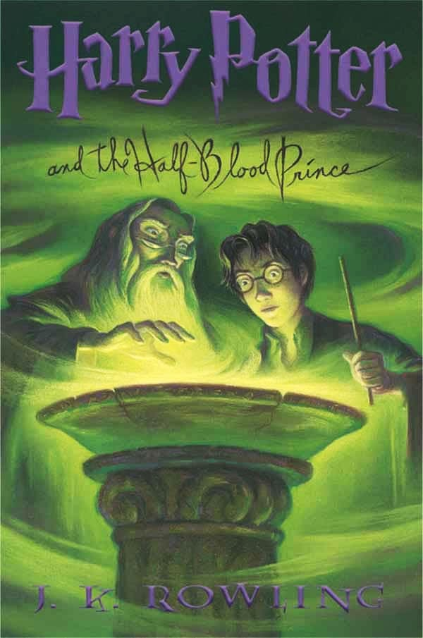 Photo Stock School Harry Potter And The Half Blood Prince Book 6