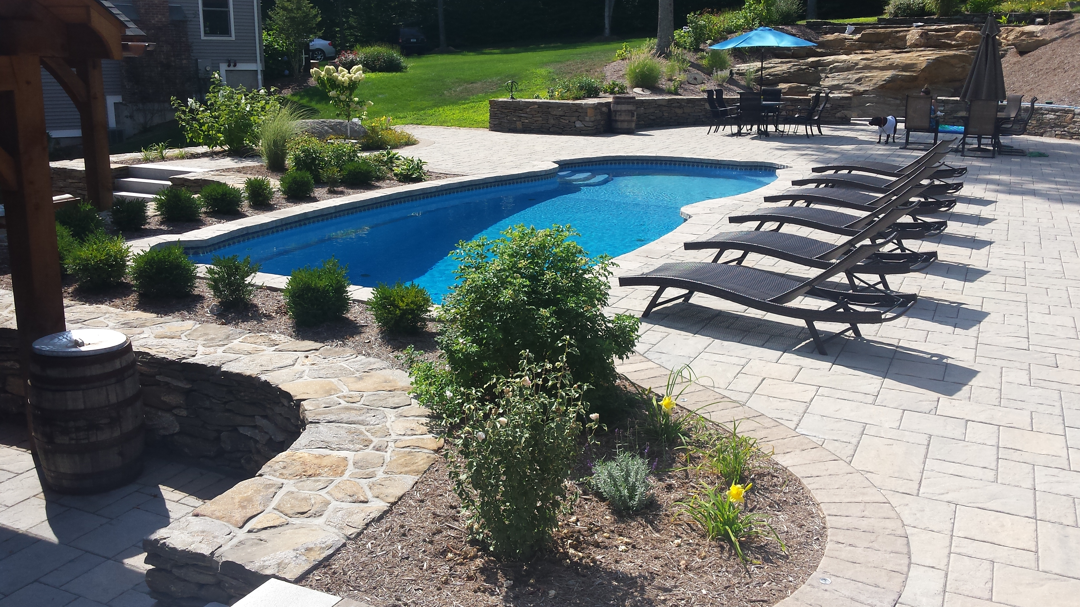 Jacuzzi Pool In Ground Cherry Hill Pool Spa
