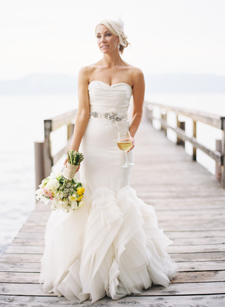 Gorgeous collection of vera wang mermaid wedding dresses for Mermaid wedding dresses under 500