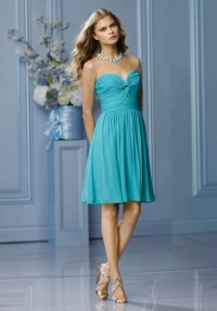 Beautiful Teal Summer Bridesmaid Dresses | Cherry Marry