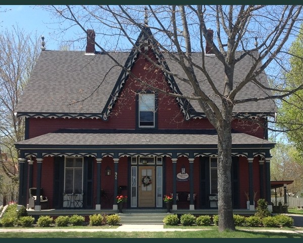 Quartermain House