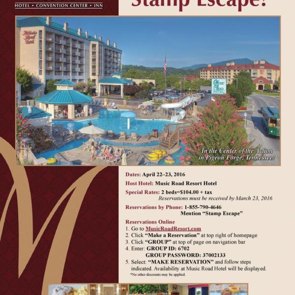 Stamp Escape