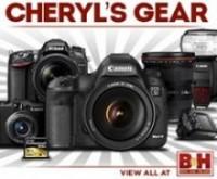 Cheryl Machat Dorskind's Photo Gear