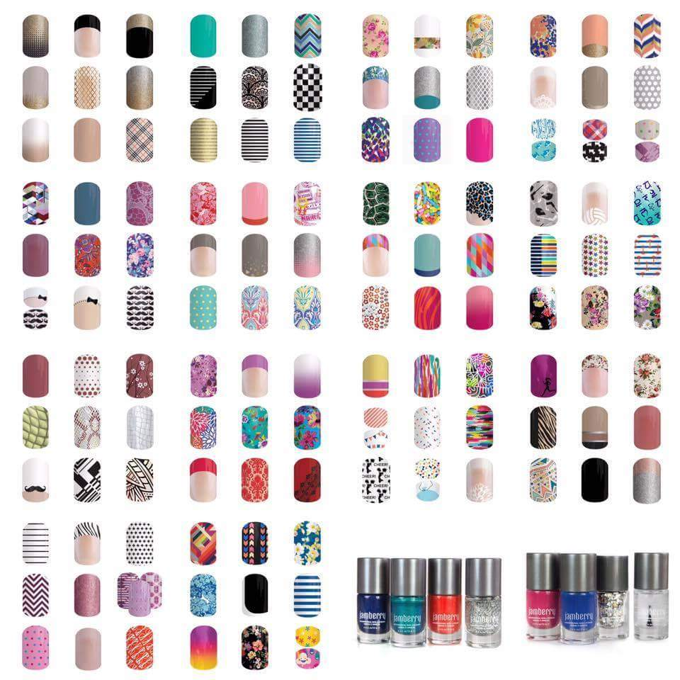 Cherylsfabulousnails It39s All About Jamberry