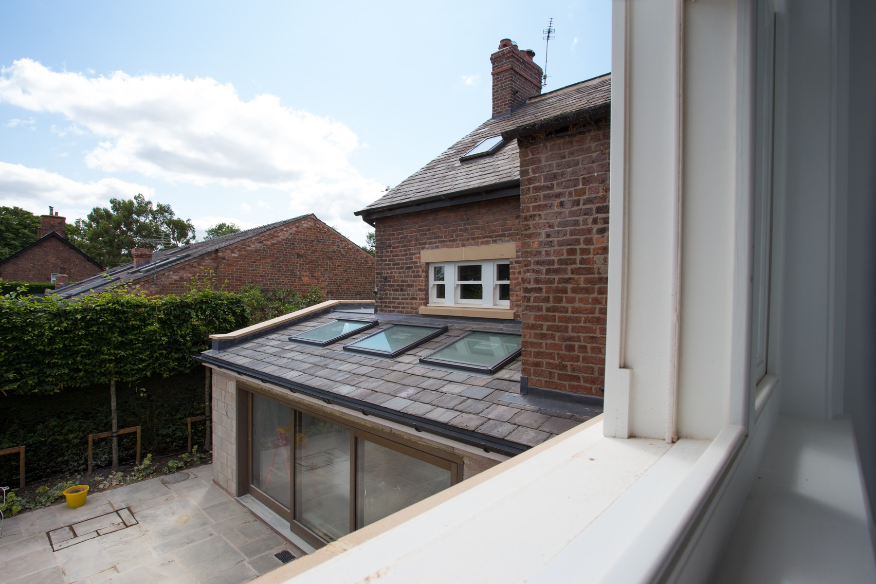 Kitchen Extensions With Velux Windows Extensions Refurbishments Transforming Homes For Over 30 Years