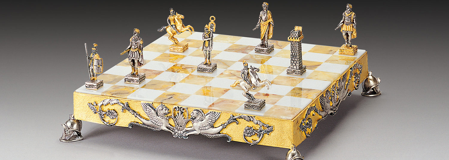 Gold Chess Pieces Chess Planet Chess Set Men Table Precious Stones Gold Silver