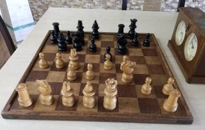 Franco Staunton Chessmen
