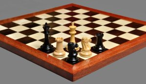 Reproduction Antique Jaques Chessboard