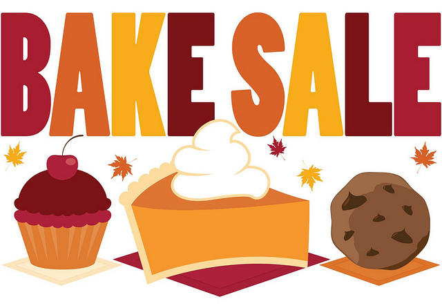 Pre-Thanksgiving BAKE SALE CHESS Christian School