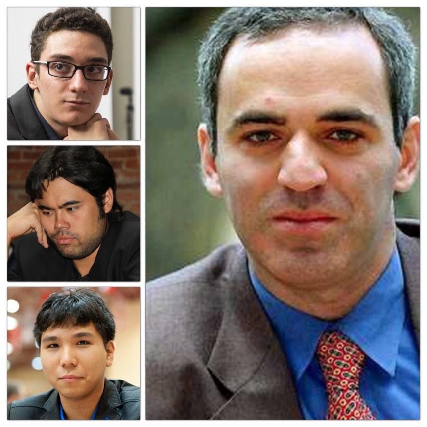 Wesley So vs. Garry Kasparov (2016)