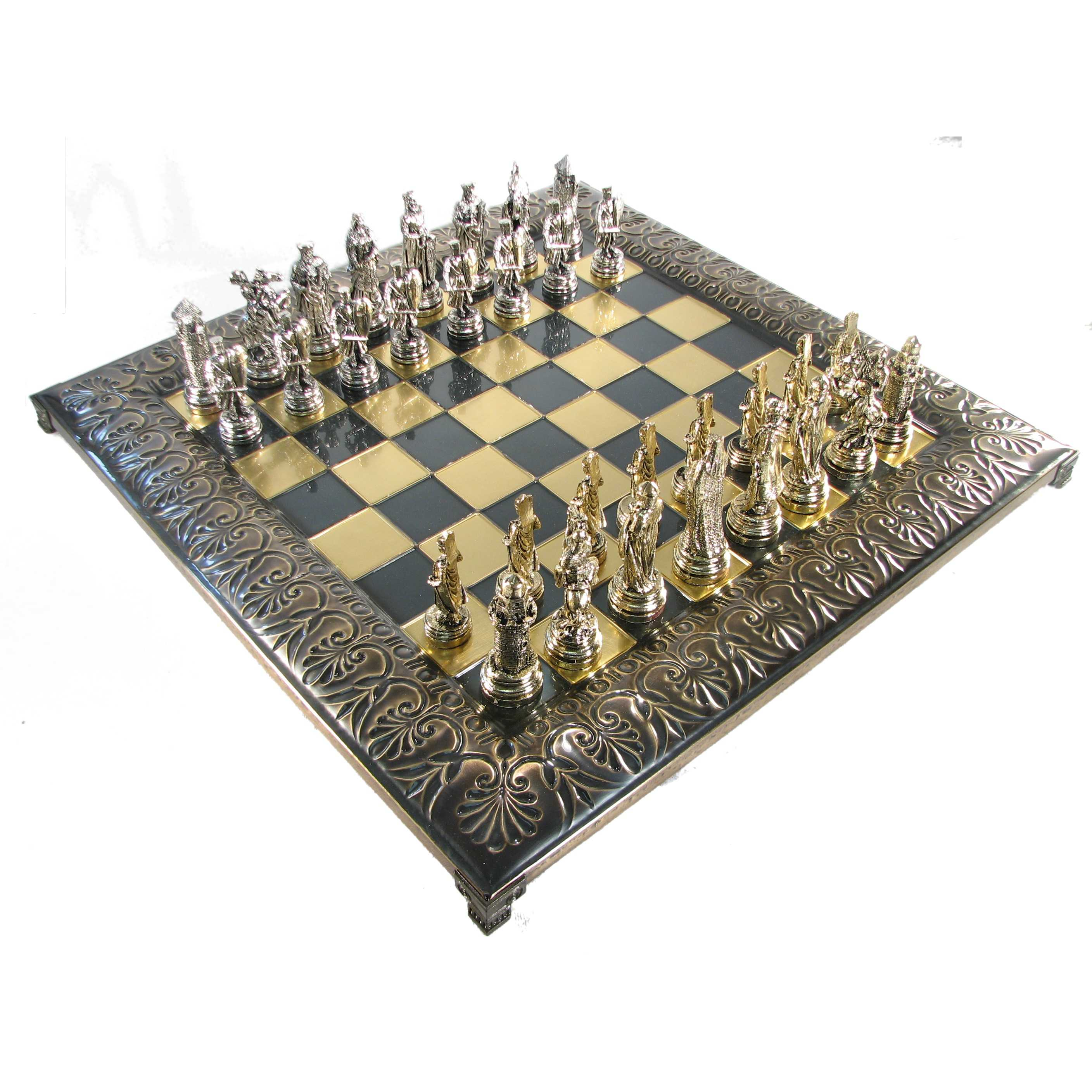 Steel Chess Pieces Metal Chess Board Sets Interior Design And Decorating Ideas