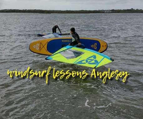 Anglesey cheshire windsurf lessons