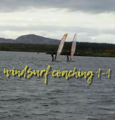 North Wales , Cheshire windsurf lessons instruction