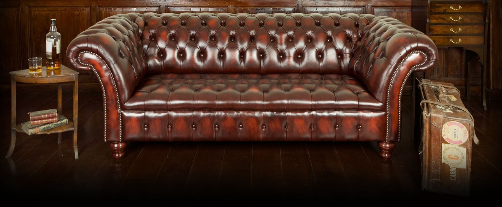 Fauteuil Club Patchwork Canape Chesterfield Prix