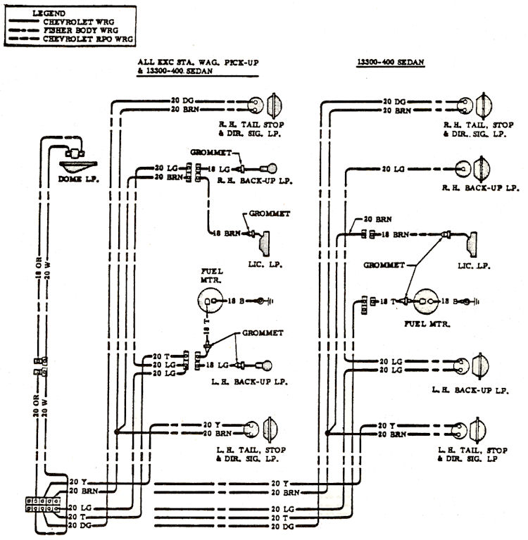1969 Ac Diagram Wiring Diagram