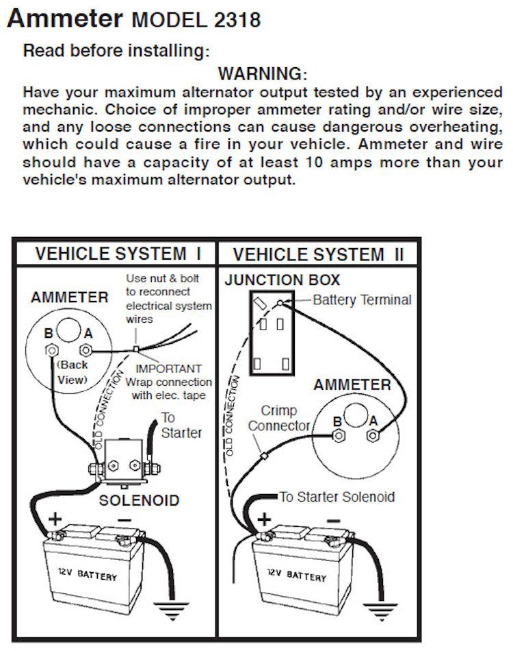67 Chevelle Amp Gauge Wiring Diagram Online Wiring Diagram
