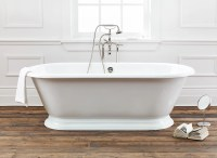 SANDRINGHAM Cast Iron Bathtub - Cheviot Products
