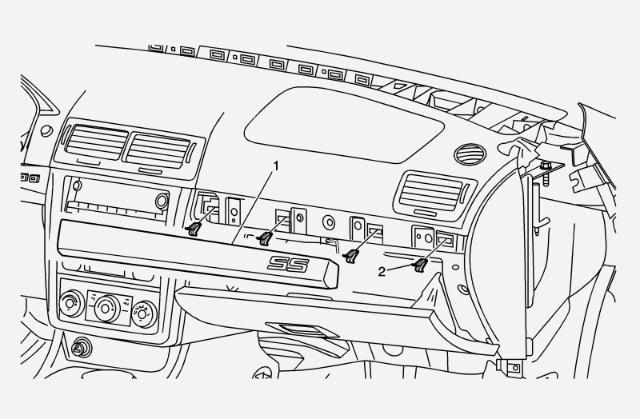 06 cobalt radio ledningsdiagram