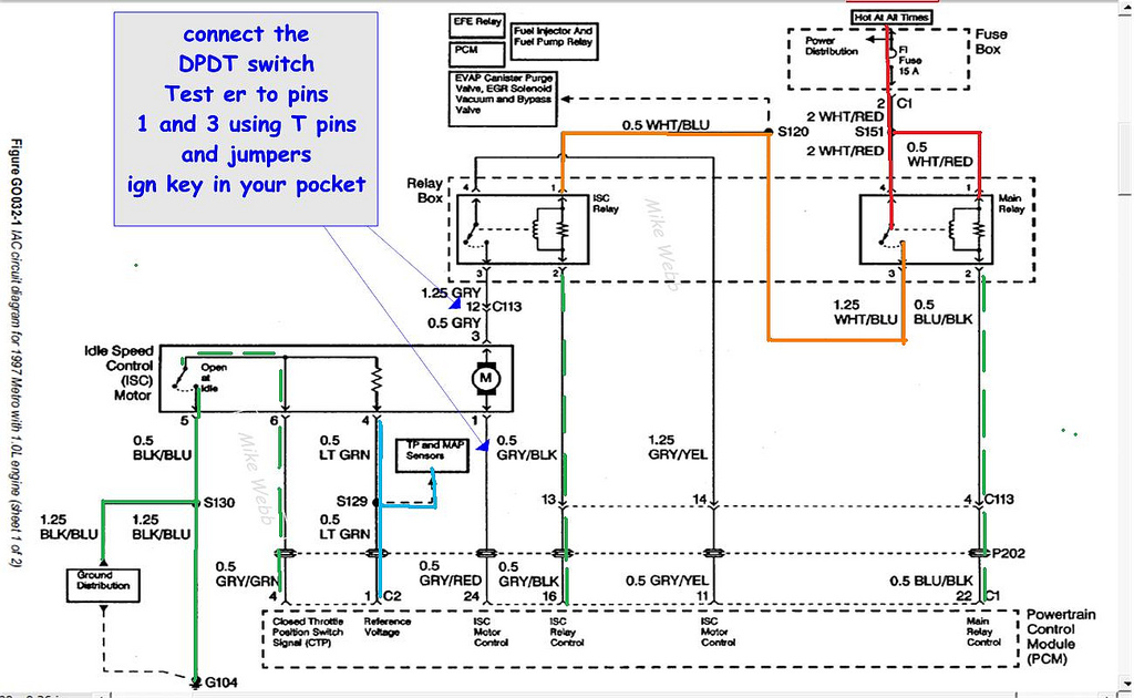 97 Geo Metro Wiring Diagram Schematic Diagram Electronic Schematic