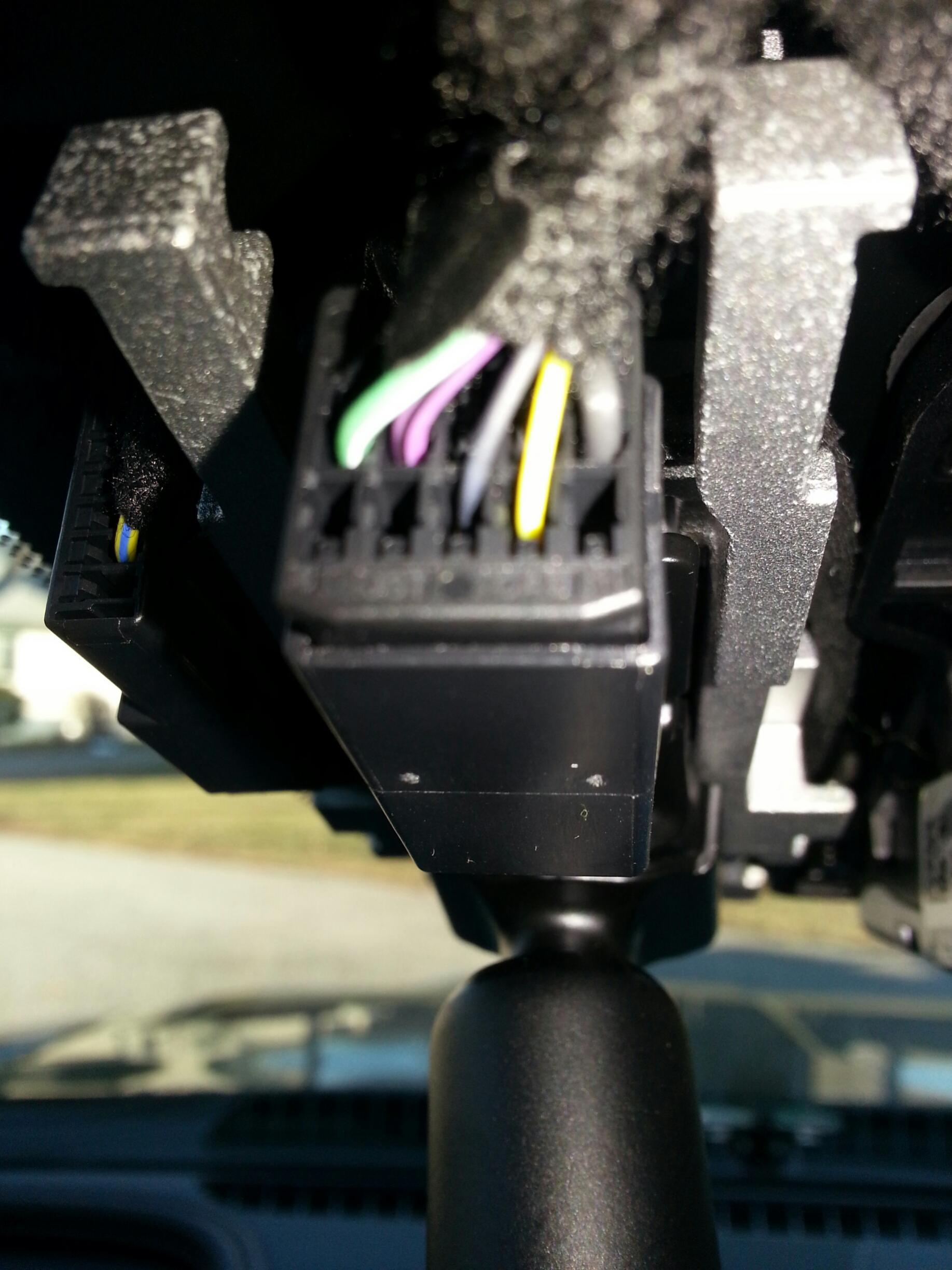 2006 Chevy Silverado Wiring Diagram 2014 Impala Ltz Mirror Tap Blend Mount For Radar Detector