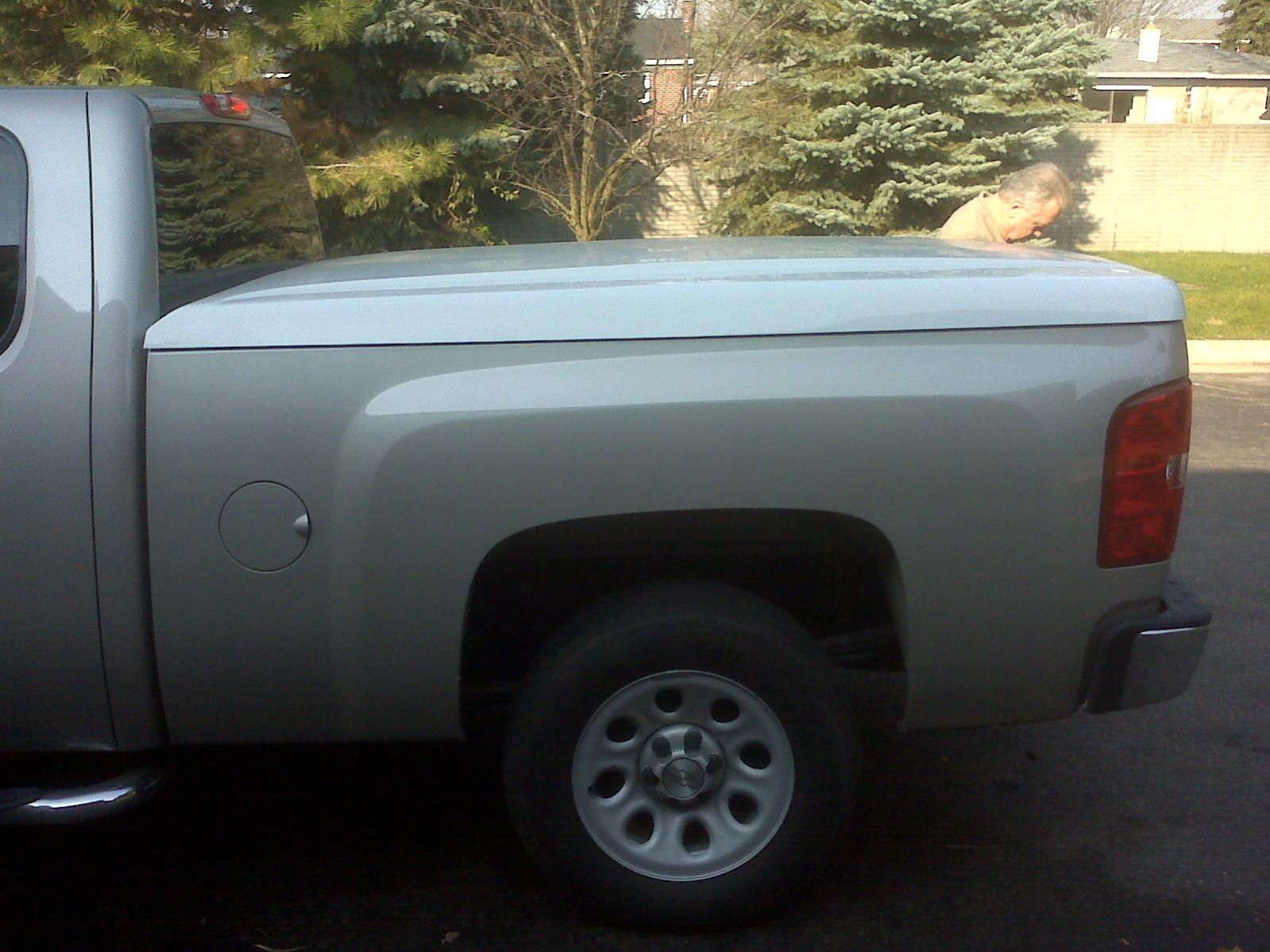 Bed Covers For Sale For Sale 2007 2010 Silverado Sierra 6 5 39 Fiberglass