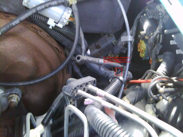 Where does this Vacuum Hose go? Pics included - Chevrolet Forum