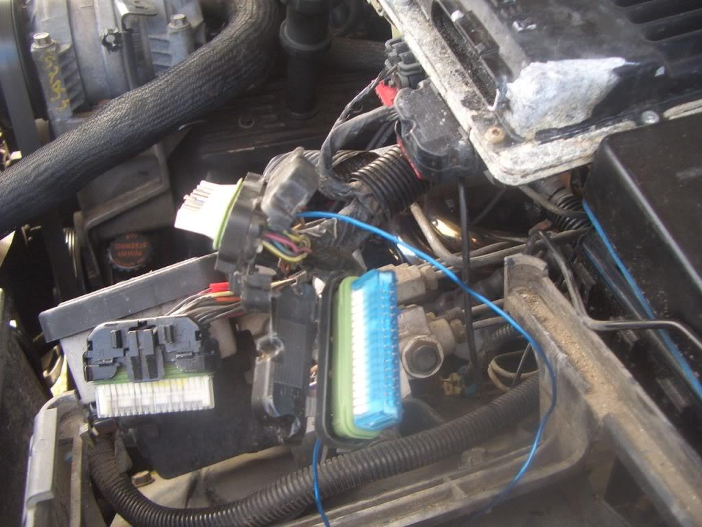 Chevrolet Tracker Wiring Diagram Body Auto Electrical For 8 Pin Nr 51 Diy Walkthrough Vcm Ecu Ground Wire Update