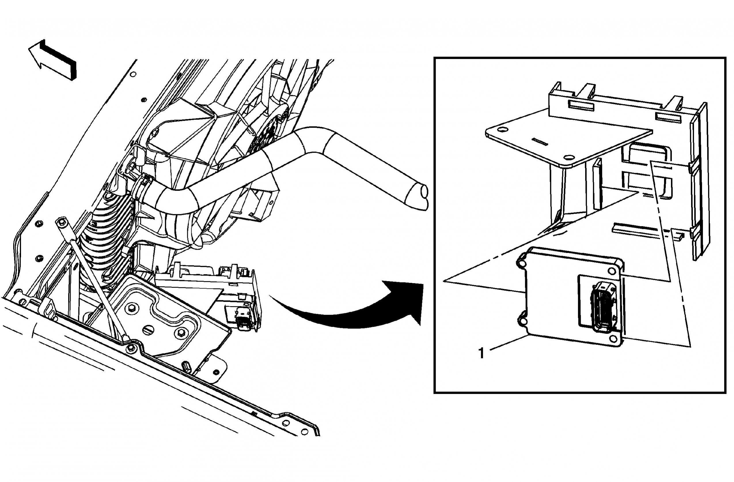 2008 chevy uplander starter wiring diagram