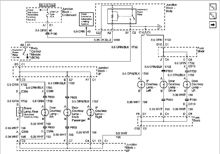 Dome Light Wire Diagram Wiring Diagram