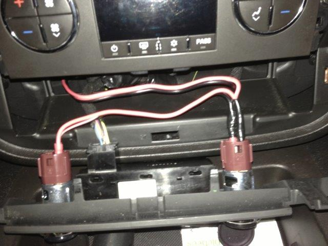 2009 Convert front cig lighters to switch power - Chevrolet Forum